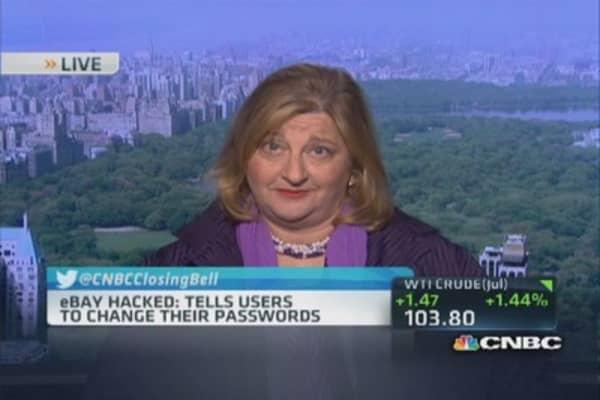 Hack attack at eBay