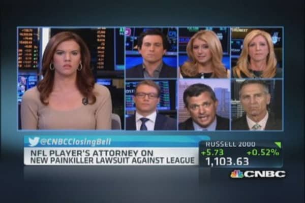 'Serious problem' at NFL: Attorney