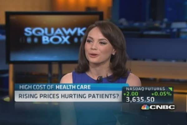 Battling higher health care costs