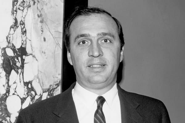 Morris Levy, circa 1970