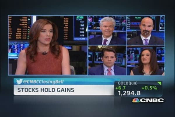 Hewlett-Packard 'dangerous trading': Pro