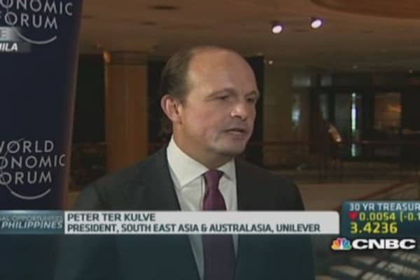 Unilever: Not worried about Thai crisis