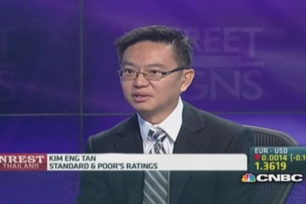 Maintain stable outlook on Thailand: S&P
