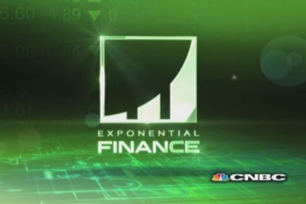 How exponential finance has Wall Street on edge