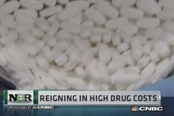Tackling high drug costs