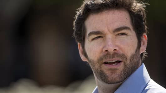 Jeff Weiner, chief executive officer of LinkedIn Corp.