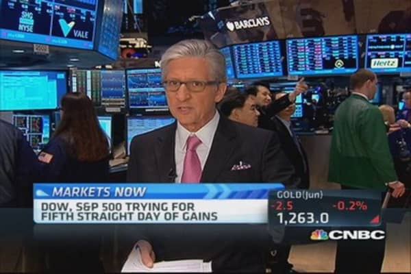 Pisani says 'more cyclical tone' to market