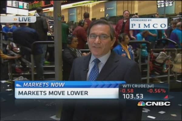 Santelli: Rally in Treasurys misunderstood