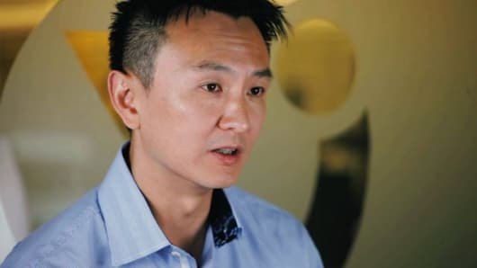 Tien Tzuo, co-founder and CEO of Zuora