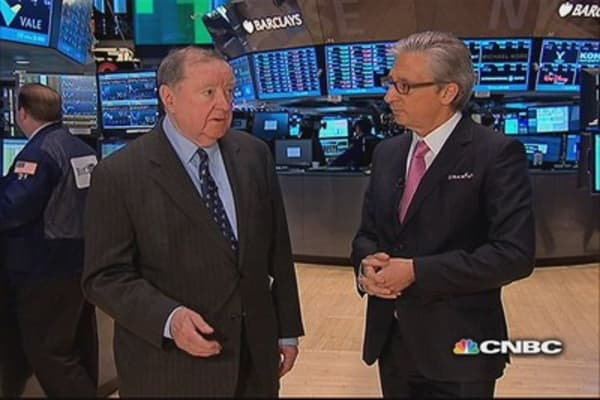 Cashin says keep your eye on the 10-year
