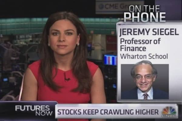 Jeremy Siegel: This will break bonds