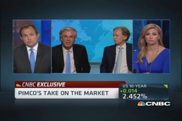 Pimco's McCulley: No grand war against inflation