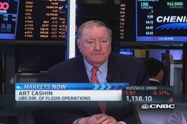 Cashin: Economy past stall speed