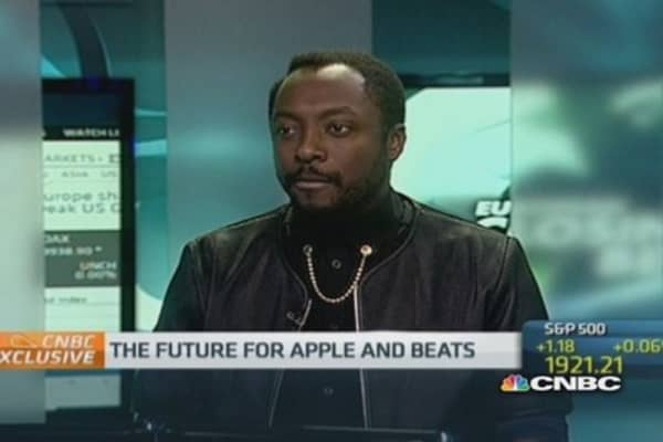 Best tech is connected to culture: Will.i.am