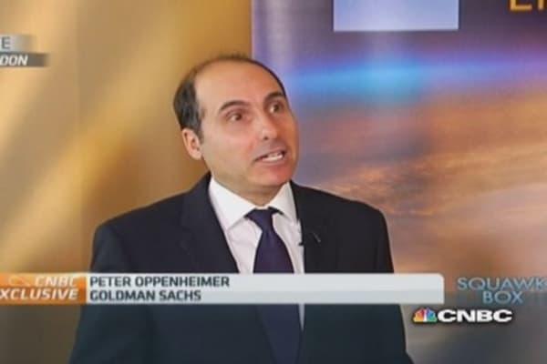 Equities to trend higher: Oppenheimer