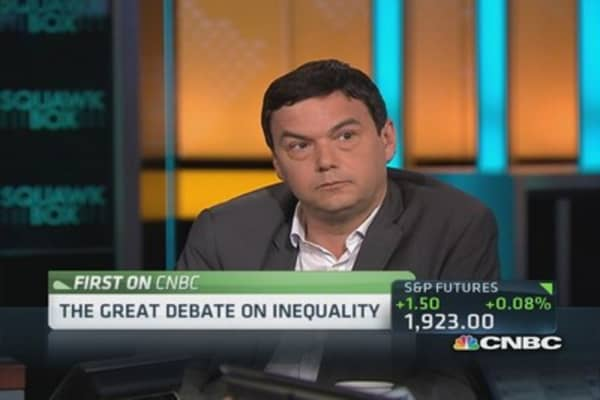 Piketty on Fed policy and wealth inequality