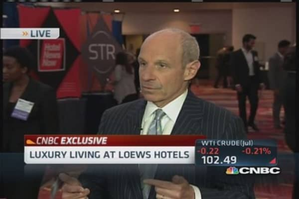 Top hotel leaders gather in NYC