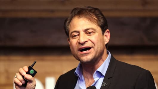 Peter Diamandis, chairman and CEO of the X PRIZE Foundation