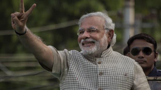 India's Prime Minister, Narendra Modi.