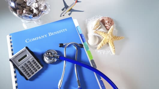 Company employee benefits