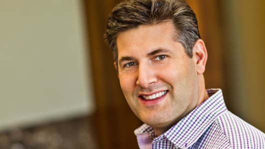 Adam Nash, CEO of Wealthfront