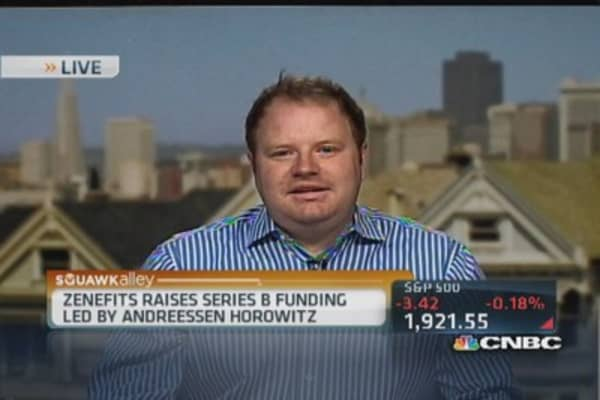 How Zenefits ties benefits together