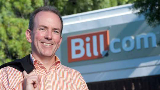 René Lacerte, CEO and founder of Bill.com