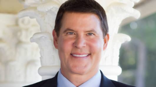 Keith Krach, chairman and CEO of DocuSign