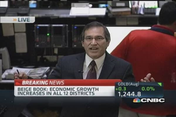 Fed 'lost in space': Santelli