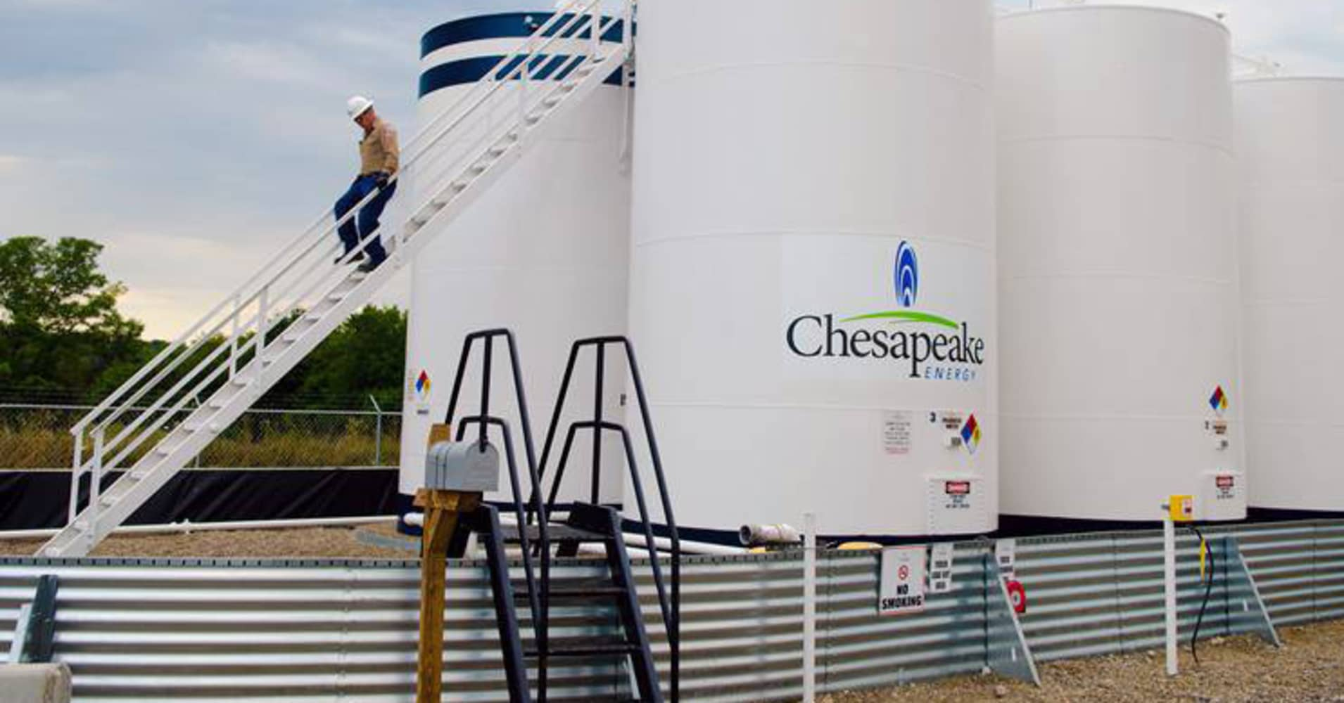 Chesapeake Energy takes $1bn loan