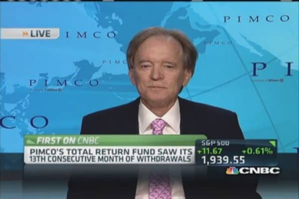 Pimco hit rough patch, moving ahead: Bill Gross