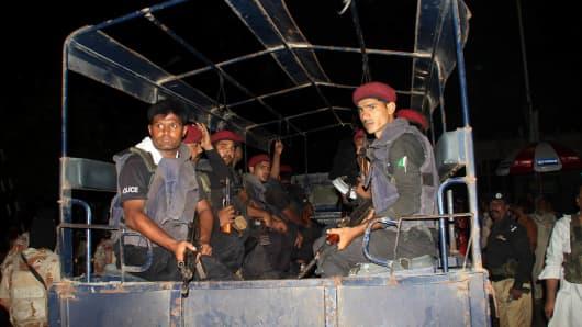 Pakistan: attack on Karachi airport