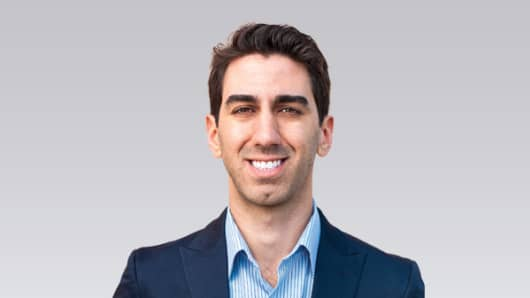 George Strompolos, founder and CEO of Fullscreen