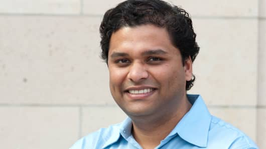 Sachin Katti, co-founder and CEO of Kumu Networks