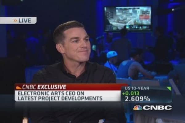 EA CEO: NCAA settlement won't change strategy