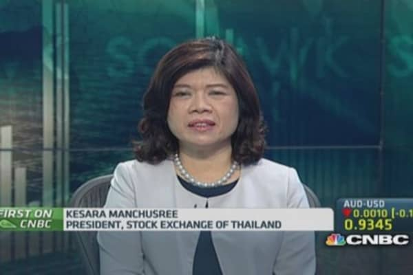 Why investors still like Thai stocks