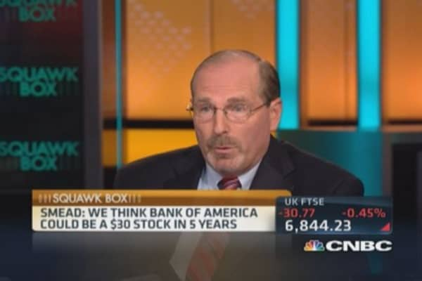 Why BofA has a bright future: Fund manager