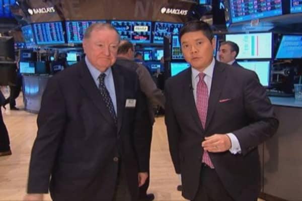 Cashin says market needs more volume