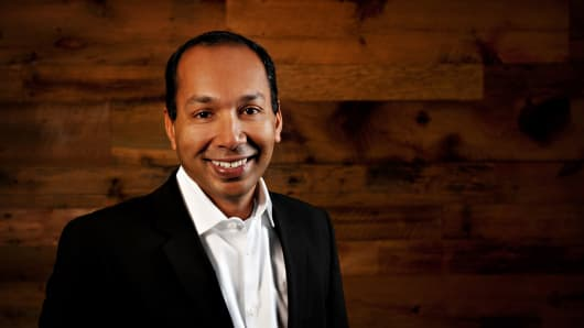 Sunny Gupta, Co-founder, President & CEO of Apptio.