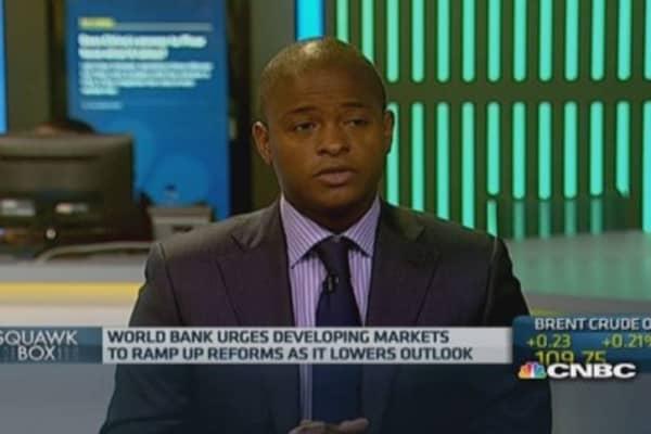 World Bank cuts global growth forecast