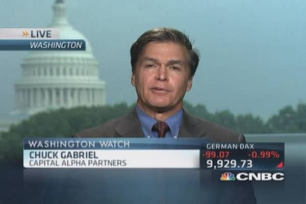 Immigration reform likely not through 2016 now: Chuck Gabriel