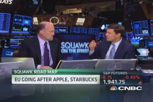 Why taxes may mean trouble for Apple and Starbucks