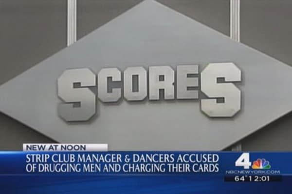 Rich men drugged, scammed at strip clubs: Prosecutor