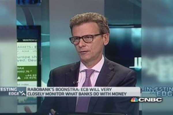 ECB measures 'bullish for bonds'