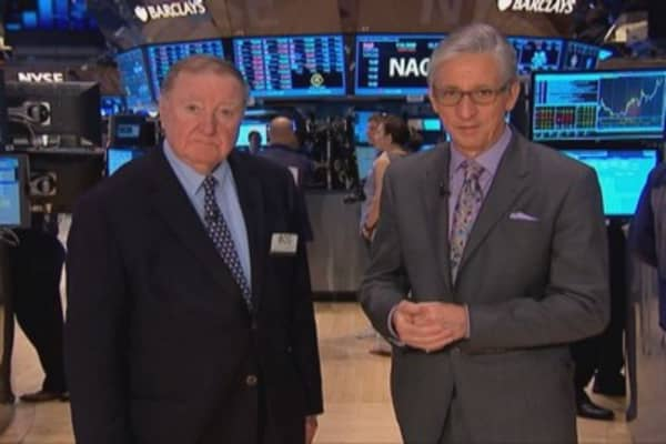 Cashin warns of historical volatile day