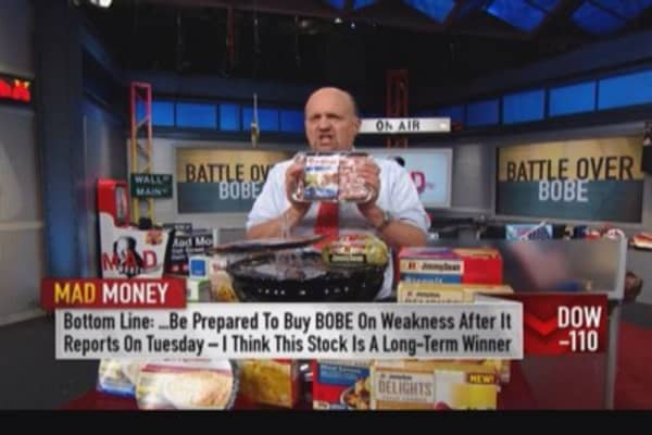 Time for Bob Evans breakup: Cramer