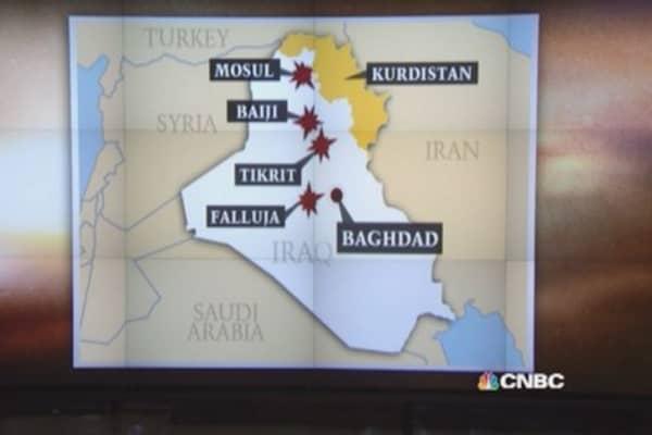 Iraqi Kurdistan wants to export its oil