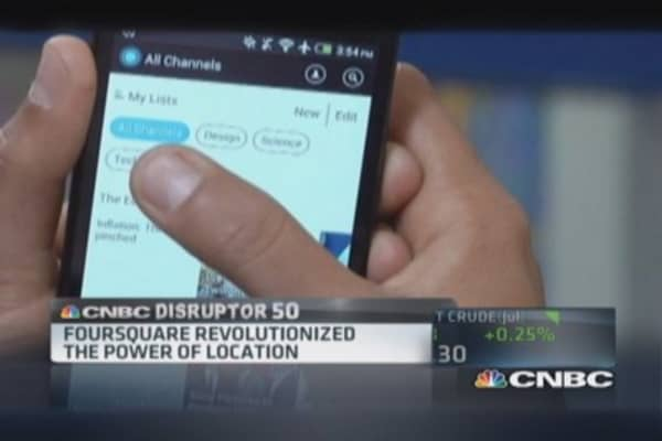 CNBC Disruptor 50 coming soon