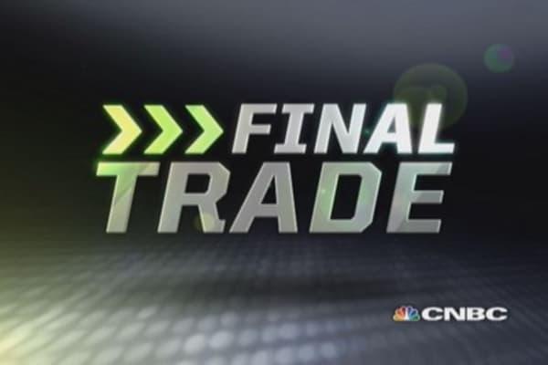 Fast Money Final Trade: BIDU, TWTR, EXPR & NUAN