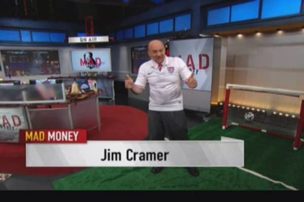 Cramer's World Cup classic